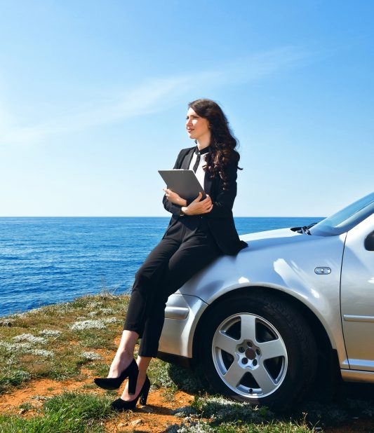 Car leasing for ladies