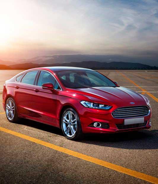 Автомобили Ford в лизинг