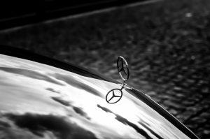 Mercedes с водителем